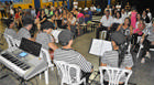 Escola Municipal de Música promove apresentações pela cidade