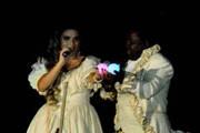Espetáculo Aleluia Lago Show fica até dezembro no Grande Hotel de Araxá