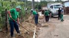 Prefeitura continua mutirão de limpeza no Boa Vista