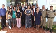 Secretário Narcio Rodrigues visita o Centro Educacional Julio Dário
