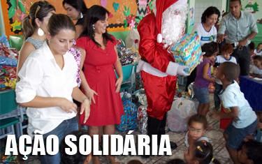 Campanha da OAB/Araxá presenteia 180 crianças