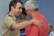Tenente-coronel Ney Sávio deixa o comando do 37° BPM