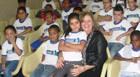 Nilza Azzi inspira alunos da rede municipal cuidados com a natureza