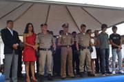 Tenente-coronel Moisés Ricardo Pinto assume comando do 37º Batalhão