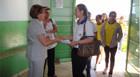Araxá recebe estudantes de Nova Ponte