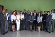 Presidente da OAB de Minas visita Araxá