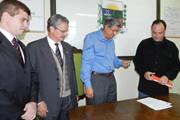 Prefeitura doa área para construção da sede própria da OAB/Araxá