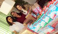OAB/Araxá entrega leites em caixinha arrecadados na Páscoa Solidária