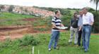 Obra da avenida que ligará Área II ao Novo Santo Antônio está avançada