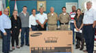 37° Batalhão inicia implantação do Olho Vivo em Araxá