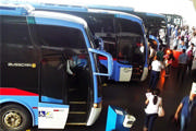 Tarifa de transporte rodoviário terá reajuste de 7,7%