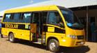 Secretaria Municipal de Educação recebe mais um ônibus escolar