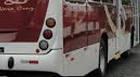 PM registra acidente envolvendo passageira e ônibus coletivo