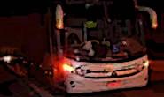 Ônibus com 20 passageiros é assalto próximo a Perdizes