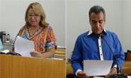 Pastor Moacir e Onilda Soares tomam posse na Câmara Municipal