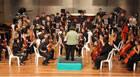Projeto Orquestra Viva de Araxá se apresenta em Uberaba