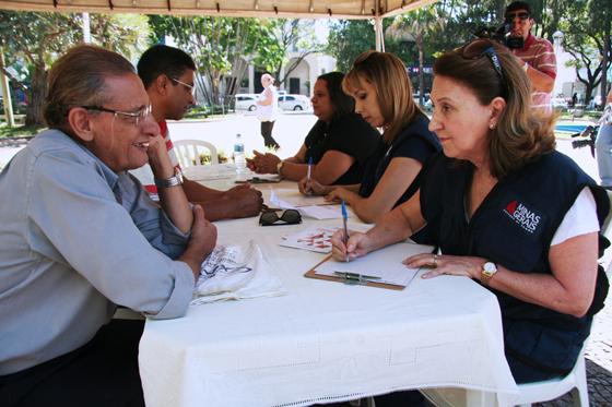 Ouvidoria Móvel recolhe manifestações em Araxá nesta quarta-feira