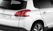 Peugeot divulga as primeiras imagens do crossover 2008