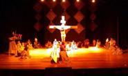 Começam as apresentações da peça Paixão de Cristo – Um Cordel do Sertão