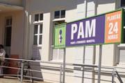 Ladrão passa mal no momento da prisão e se debate no PAM