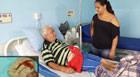 Médico da Santa Casa esquece pano na barriga de paciente