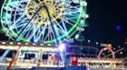 Menino cai de brinquedo de parque de diversões e sofre traumatismo craniano