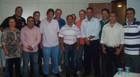Deputado Aracely recebe visita de partidos políticos de Araxá