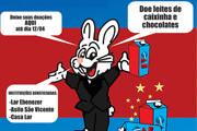 OAB Araxá lança 6ª edição da campanha Páscoa Solidária