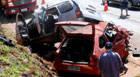 Quatro araxaenses morrem em acidente em Patos de Minas