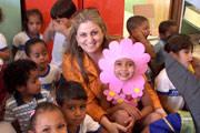 Paula Abdanur realiza campanha de arrecadação de brinquedos