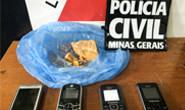 Polícia Civil prende mulher que trazia crack de Uberaba