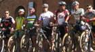 Grupo de ciclistas de Araxá se prepara para a Romaria