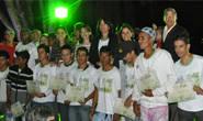 Casa do Pequeno Jardineiro celebra formatura de alunos