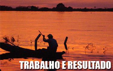 Pesca profissional volta a ser liberada com fim da piracema