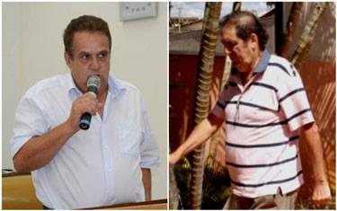 Vereador Pezão e o assessor parlamentar Zezão têm alvará de soltura concedido