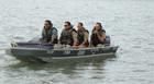 Polícia Militar apresenta balando da Operação Piracema