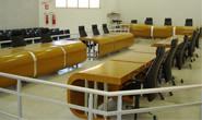 Plenário da nova Câmara tem 15 cadeiras