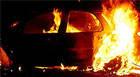 Briga envolve 'facãozada na cabeça' e veículo incendiado no Pedra Azul