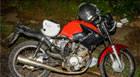 PM localiza moto utilizada em assaltos na cidade chega aos possíveis autores