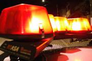 Policia Militar prende autor com droga na estrada velha do Barreiro