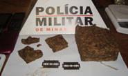 Polícia prende diversos autores envolvidos com o tráfico no Bom Jesus