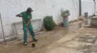 Secretaria de Desenvolvimento Urbano realiza mutirão de limpeza nos cemitérios
