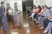 Sec. de Desenvolvimento Humano estuda trazer curso de terapia comunitária