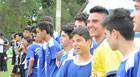 Jovens atletas de Araxá disputam amistoso com categoria de base do Cruzeiro