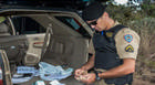 PM prende três autores com veículos roubados na BR-146