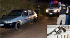 Assaltante é baleado em troca de tiros com a polícia e morre no hospital