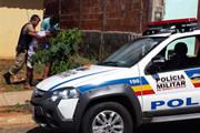 PM prende quadrilha no bairro Pão de Açúcar III