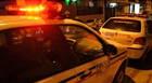 Condutor tenta atropelar policial durante abordagem