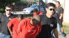 Polícia Civil apresenta acusados pela morte do comerciante Enildo Correa
