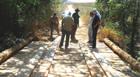 Mais duas pontes são recuperadas na zona rural de Araxá